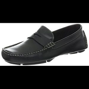 Cole Haan Black Trillby Driver Loafers for Women